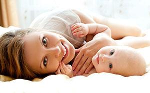 Красивое материнство