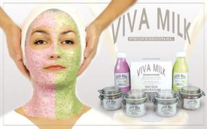 Новинка! Молоко - идеальный продукт для кожи