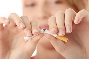 Бросай курить - не дай шанса куперозу