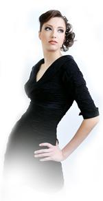 why image Маленькое черное платье макияжа   предоснова Glacé