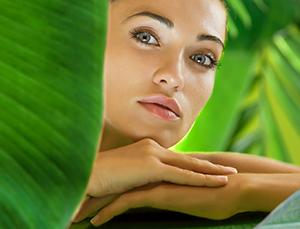 Секрет красоты для комбинированной чувствительной кожи
