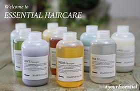 New Essential Haircare Davines: ежедневный уход за волосами. Серии LOVE CURL, DEDE, MOMO, NOUNOU, MINU