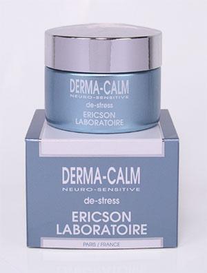 E643 DERMA CALM домашний уход для чувствительной кожи