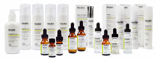 Medik8 Зимний уход для кожи с Hydra8 Medik8