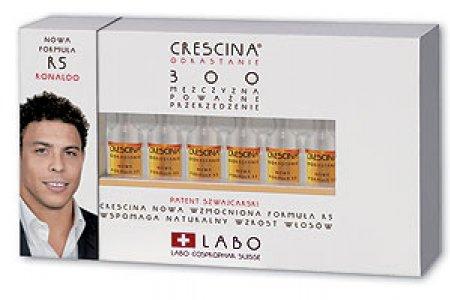 Crescina - эффективная борьба с выпадением и рост новых волос