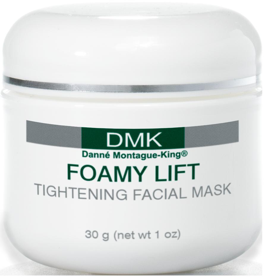 Foamy Lift Jar ScrewSilver 60ml ENG DMK S01 440 CRP Профессиональные маски для лица в домашнем применении