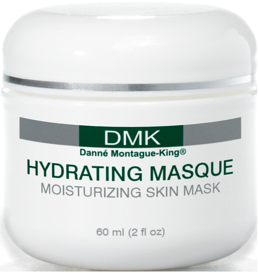 Hydrating Masque Jar ScrewSilver 60ml ENG DMK S01 440 CRP Профессиональные маски для лица в домашнем применении