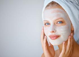 Профессиональные маски для лица в домашнем применении