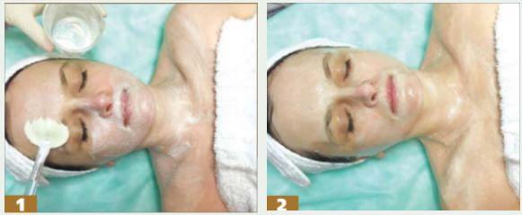 1 Тройная маска DMK и LDG массаж лица в подарок!