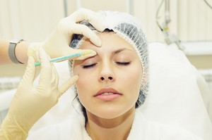 procedura botoks v mezhbrove Ботокс в межбровье