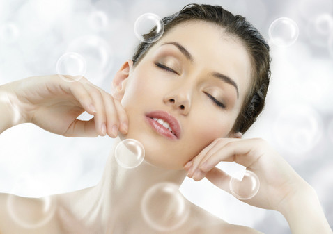 Применение кислорода в косметологии: OXYJET
